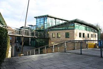 Kingston University - Kingston Hill campus, Kingston University