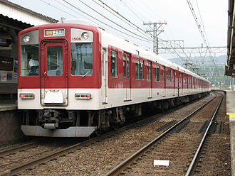 Kintetsu Railway - Image: Kintetsu 1400Series 02
