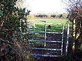 Kissing Gate into Water Meadows - geograph.org.uk - 311952.jpg