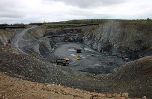 Agnico Eagle Mines Limited - Open Pit Mining