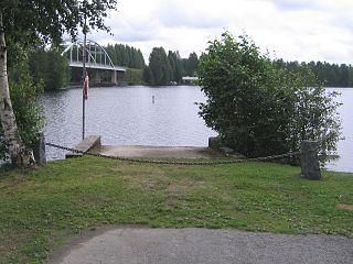 Municipality in Northern Savonia, Finland
