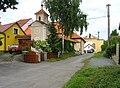 Kněževes, Na Slovance str, Farm.jpg
