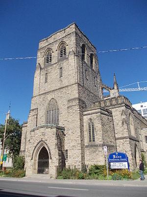 Knox Presbyterian Church (Ottawa) - Knox Presbyterian Church in Ottawa