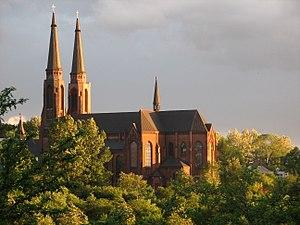 Sosnowiec - St. Joachim's Church