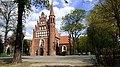 Kościół Garnizonowy pw. NMP Królowej Pokoju, Bernardyńska, Bydgoszcz. - panoramio.jpg