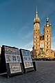 Kościół parafialny p.w. Wniebowzięcia NMP (Mariacki), Kraków, Rynek Główny, A-3 02.jpg