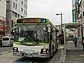 Kokusai Kogyo Bus 6892 at Minami-Urawa Station.jpg