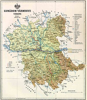 Komárom county map.jpg