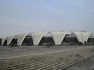 Komazawa Olympic Park Stadium - Image: Komazawa Stadium