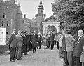 Koningin Juliana bezoekt Kasteel Nyenrode, Bestanddeelnr 907-7883.jpg