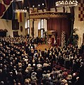 Koningin Juliana leest de troonrede voor, Bestanddeelnr 254-9694.jpg