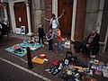 Koningsdag in Amsterdam, Bloemgracht foto 5.JPG