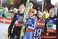 Konkurs drużynowy mężczyzn na skoczni K-120 - Freitag, Wank i Freund.jpg