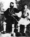 Konstantinos Dogras and unknown fighter.jpg