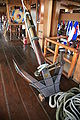 Korea-Tongyeong Port-Turtle ship replica-Anchor-01.jpg