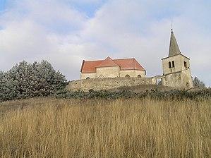 Kočín-Lančár - Saint Michael's church, Kočín-Lančár