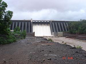 Koyna Hydroelectric Project - Koyna Dam