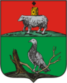 Krasnoufimsk COA (Perm Governorate) (1783).png