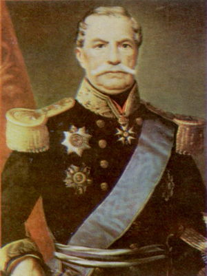Antonios Kriezis - Portrait of Antonios Kriezis