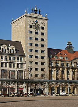 Kroch Hochhaus Leipzig 2011