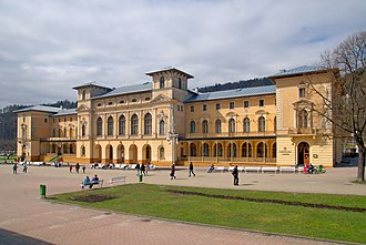 Krynica-Zdrój - Health resort