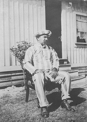 Jonah Kūhiō Kalanianaʻole - Kuhio in prison