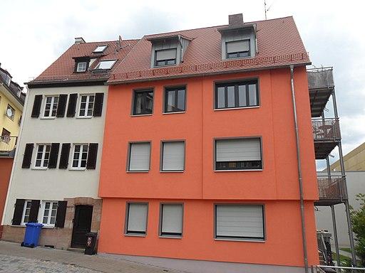Kupferschmiedshof und Schickenhof Nürnberg-St.-Sebald 29