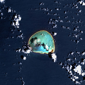 Kure Atoll - Image: Kure Atoll