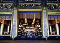 Kyoto Nishi Hongan-ji Gründerhalle Innen Altar 2.jpg
