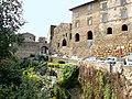 L'ingresso a Cori da Porta Ninfina - panoramio.jpg