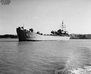 USS <i>Chittenden County</i> (LST-561)