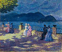 达里奥·德勒厄尤西班牙画家Darío de Regoyos (Spanish, 1857–1913) - 文铮 - 柳州文铮