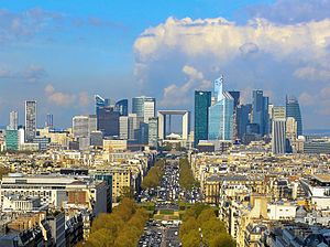 La Defense from Arch de Triomphe 2012 (cropped).jpg