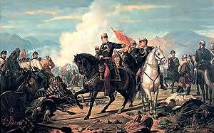 Batalla de Tetuán de Dionisio Fierros Álvarez