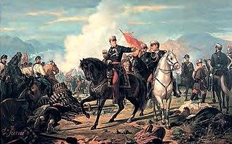 Battle of Tétouan - Image: La batalla de Tetuán (1894)