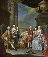 La famille de Marie-Thérèse d'Autriche et François de Lorraine en 1756.jpg