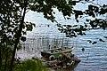 Lac de Chalain - small boat.jpg