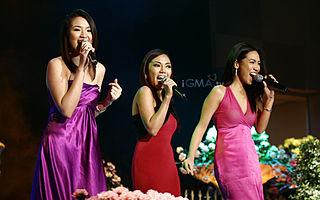 La Diva (group) Filipino pop girl group