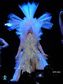 Lady Gaga - The Monster Ball Tour - Burswood Dome Perth (4483640998).jpg