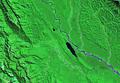 Lago Chalalan y Santa Rosa La Paz Bolivia Satelital map 67.90400W 14.png