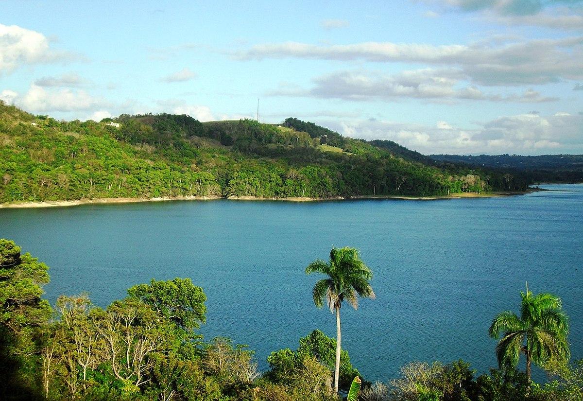 Name Puertorriqueno: Guajataca Lake