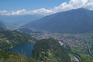 Darfo Boario Terme - Image: Lago Moro Darfo Boario Terme (Foto Luca Giarelli)
