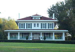 Lake Wales, Florida - The B. K. Bullard House