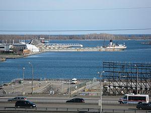 Lake freighter Mississagi in the Eastern Gap -i.jpg