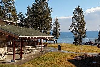 Lakeside, Montana - Image: Lakeside DSCF5519