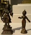Lakshmi et divinité 19e Bronze leg Garinet 01603.png