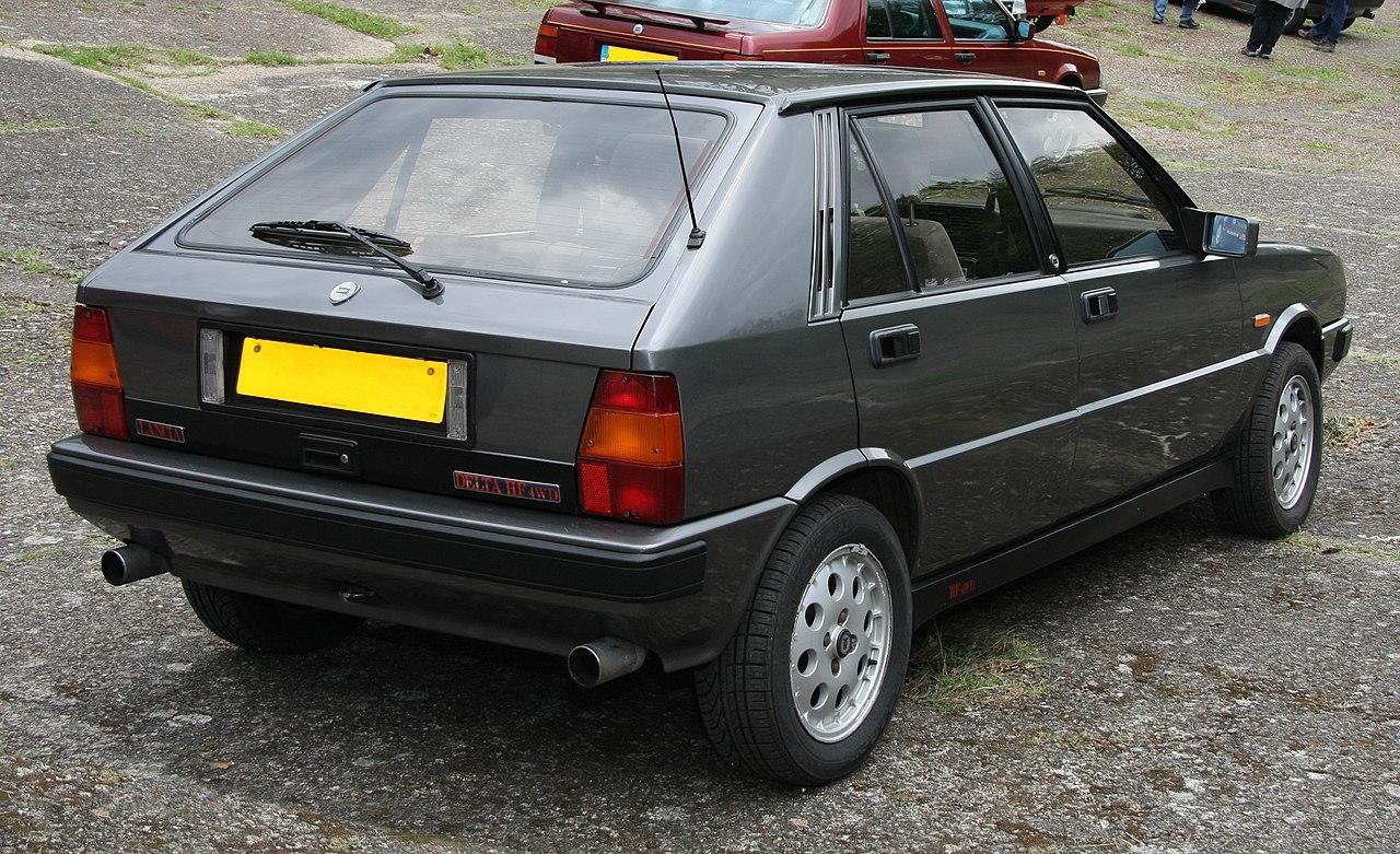 Lancia HF 4WD