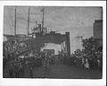 Landing of Kalakaua's body from the USS Charleston (PP-25-5-005).jpg