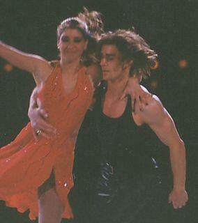 Naomi Lang American ice dancer