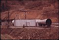 Large Fan Equipment Used to Blow Fresh Air Into Virginia-Pocahontas Coal Company Mine -2 near Richlands, Virginia 04-1974 (3907194830).jpg